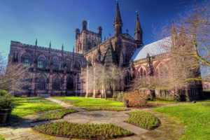 Digital accounting made simple for city cathedral